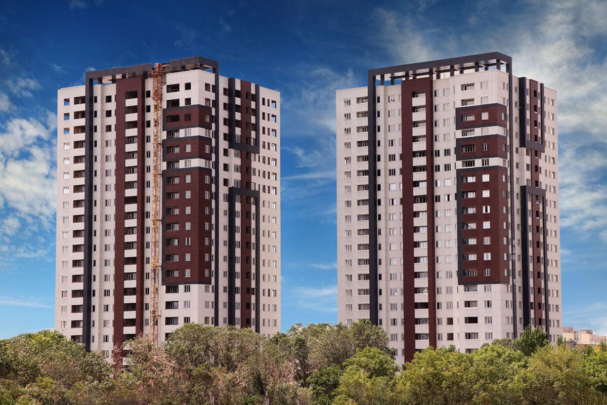 پروژه برج های دوقلوی شهریار